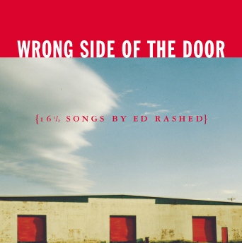 Wrong Side Of The Door C D booklet front cover